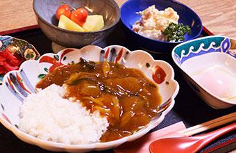 加賀野菜カレー